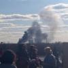 Кафе «Друзья» сгорело 9 мая в Омске