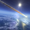 Над Сибирью пролетел яркий метеорит