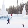 Омичей приглашают покататься на лошадях, лыжах и тюбингах