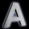 Самые бюджетные световые буквы