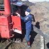 На севере Омской области отступает большая вода