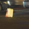 В Омске автоледи сбила женщину на проспекте Мира