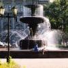 Омские фонтаны запустят ко Дню Победы