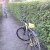 В Омске сбили семилетних велосипедистов возле дома