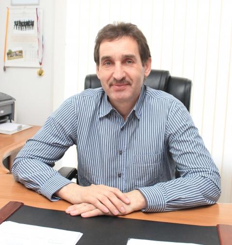Виктор Гребенников