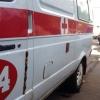 Житель Тарского района упал под колеса самосвала