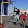 В Омске закрыли стритбольный сезон
