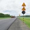 В Омской области на дорогу вдоль границы с Казахстаном выделят почти 800 млн рублей