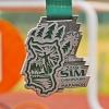 В Омске презентовали медаль SIM-2019