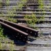 Омская мэрия сдаст демонтированные в Нефтяниках рельсы на чермет за 4 миллиона