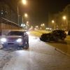Ночью в ДТП на Масленникова пострадал водитель и пассажир «Тойоты»