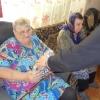 Жители домов престарелых благодарят омичей за новогодние подарки