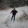 Растаявшая лыжня