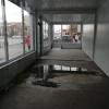 Омич сфотографировал ТОК с лужей внутри