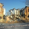 В Ленинском округе обрушилось нежилое здание, под завалами могут быть люди