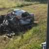 На трассе в Омской области скончались водитель и пассажир «Лады»