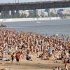 Куйбышевский пляж переедет