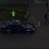 Омичи гадают, зачем девушка прыгала на крыше отечественного авто