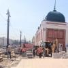 В Омске продолжается реконструкция Любинского проспекта
