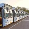 Из-за морозов новые большие автобусы не прибудут в Омск вовремя