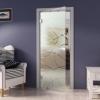 Стеклянные двери «Акма»