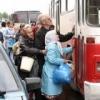 Садовые автобусы поедут по городским маршрутам