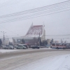 ГИБДД: На нечищенных дорогах Омска возрастает риск ДТП