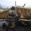 РЖД продолжает помощь семье, погибшей в Омске при падении крана
