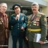 Омская полиция провела чествование ветеранов войны