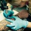 Особенности нанесения татуировок