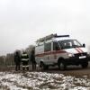 Омские спасатели помогли жителю соседней области на дороге