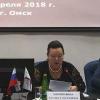 Хорошавина ушла с поста президента Омской торгово-промышленной палаты