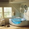 Преимущества акриловых ванн и их использование в современном интерьере