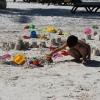 4-летнюю девочку удалось спасти на реке Иртыш