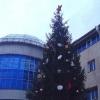 К Новому году Ленинский округ Омска украсит почти 1 километр гирлянд