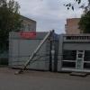 Депхозяйства приводит в порядок Омск после хулиганств ветра