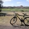 В центре Омска сбили подростка на велосипеде