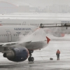 Два самолета из столицы не смогли сесть в омском аэропорту