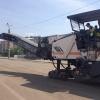 Дорожники приступили к ремонту участка до станции «Карбышево-2» в Омске