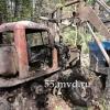 Жители Омской области похитили автозапчасти с трактора на 113 тысяч рублей