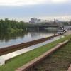 В Омске Иртыш достиг максимальной отметки