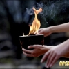 Соборную площадь осветит огонь из Греции