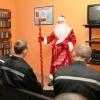 Сын осужденного получил подарок от Деда Мороза в омской колонии