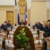 Бурков обсудил решение проблем строительства жилья в Омской области