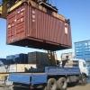 Омский «Успех» вывезет контейнеры с оптовки