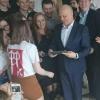 Виктор Назаров пообещал омской молодежи развивать региональную науку