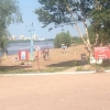 В Омске на начало августа вода в Иртыше чище не стала