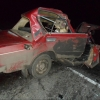 На трассе в Омской области пьяный водитель устроил аварию