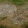 В Омске к 300-летию откроют абстрактный лабиринт из камней