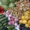 14-я площадка «Омские продукты – омичам» открылась у ТК «Тополиный»
